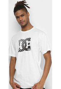 Camiseta Dc Shoes Bas Visual Masculina - Masculino