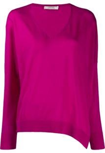 Dorothee Schumacher Suéter Essential - Rosa