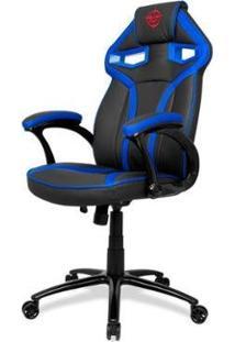 Cadeira Gamer Tgt Centurion Tgt-Cen-Blue - Unissex-Azul
