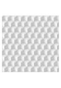 Papel De Parede Adesivo 3D Cubos Cinza 223036177 0,58X3,00M