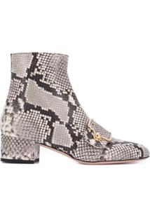 Bally Ankle Boots 'Maggye' - Cinza