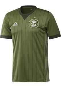 Camiseta Coritiba - Verde Musgo - Adidasadidas