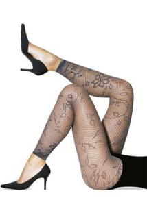 Legging Rendada Loba Lupo (05195-001) Floral