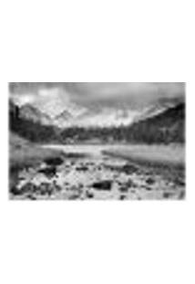 Painel Adesivo De Parede - Montanha - Paisagem - 733Pnm