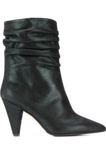 The Seller Ankle Boot - Verde