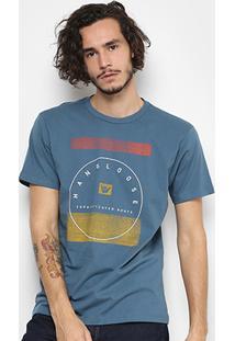 Camiseta Hang Loose Sophisticated Roots Circle Masculina - Masculino