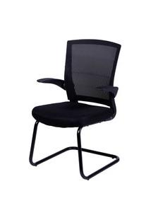 Cadeira Swift Fixa Preto Fixa Or Design