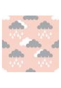 Papel De Parede Adesivo - Nuvens - 140Ppi