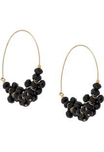 Isabel Marant Pendant Earrings - Preto