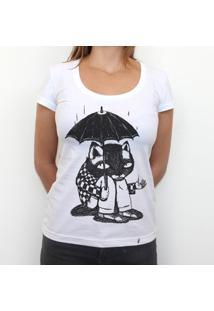 Setembrochove - Camiseta Clássica Feminina