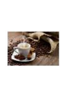 Painel Adesivo De Parede - Café - 275Pn-P