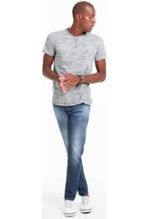 Camiseta Mm Docthos - Masculino-Marinho