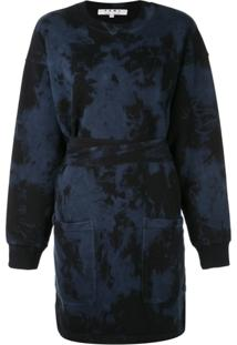 Proenza Schouler Vestido Estilo Moletom - Azul