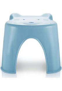Banquinho Jacki Design Ayj17255-Az Azul Unico
