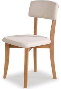 Cadeira Petani Encosto Estofado Branco 90Cm - 59611 - Sun House