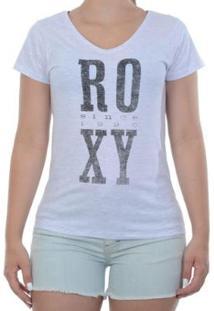 Blusa Roxy Recommend Feminina - Feminino