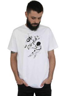 Camiseta Bleed American Vostok Branco