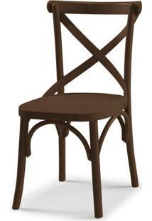 Cadeira X Cor Marrom - 31328 - Sun House
