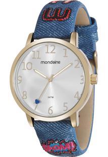 Relógio Mondaine Feminino 99060Lpmvdh1