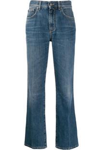Givenchy Kick Flare Jeans - Azul