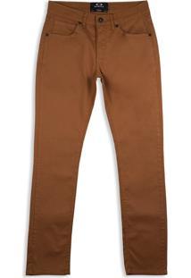 Calça Masc Mod Essential 5 Pockets Pant