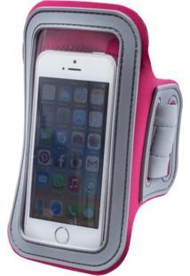Braçadeira Skyhill Porta Celular Iphone 6 Rosa