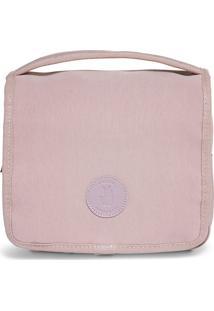 Necessaire Maternidade Viagem Masterbag Baby Flora Rose