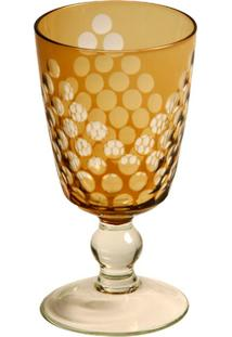 Taça De Vinho Gold