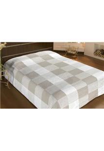 Cobertor Solteiro Camesa Em Microfibra 180 Fios - Artenos
