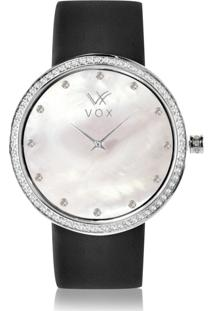 Relógio Vox Fashion Prata