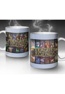 Caneca League Of Legends