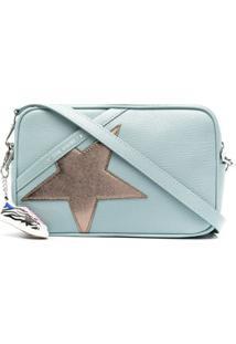 Golden Goose Star Shoulder Bag - Azul