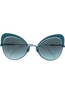 8455ec3fdf03b R  4329,00. Farfetch Fendi Eyewear Óculos De Sol ...