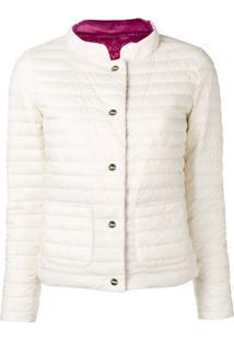Herno Reversible Padded Jacket - Branco