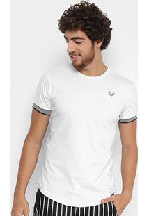Camiseta Rg 518 Long Punho Xadrez Masculina - Masculino