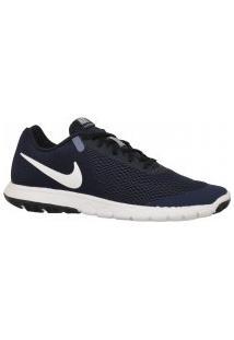 Tenis Nike Running Flex Experience Rn Marinho Branco