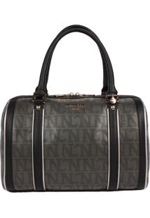 Bolsa Nicole Lee Leia Boston Preto