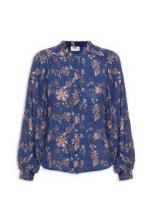 Blusa Feminina Hadley - Azul