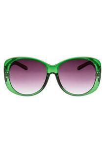 Óculos Ray Flector Buckingham 251Co Verde