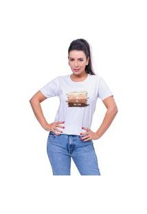T-Shirt Skin Tone Branco