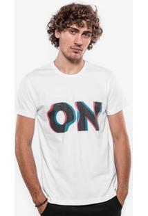 Camiseta Hermoso Compadre Gola Masculina - Masculino-Branco