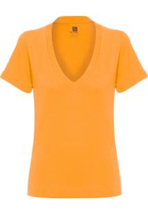 Blusa Feminina Larissa - Amarelo