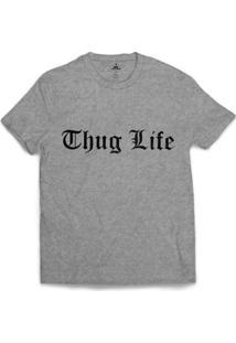 Camiseta Skill Head Thug Life - Masculino