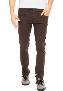 Calça Jeans Volcom 2X4 Iv Cinza