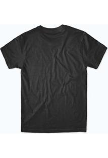 Camiseta Bsc New York City 1976 Sublimada Masculina - Masculino-Preto