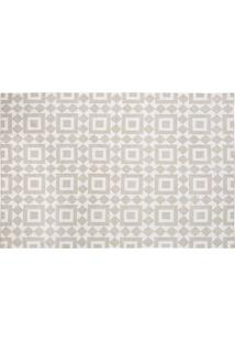 Tapete Dhurie Acropole White/Beige