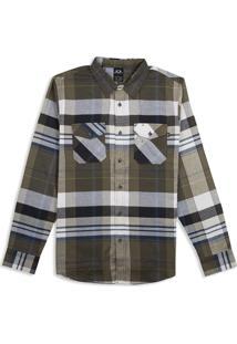 Camisa Frontier Woven Oakley
