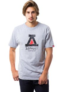 Camiseta Asphalt Blood Multicolorido