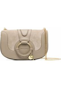 See By Chloé Hana Mini Crossbody Bag - Cinza