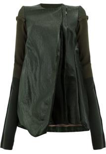 Rick Owens Jaqueta Oversized - Verde
